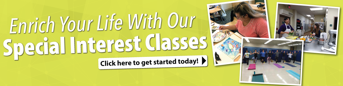 Special Interest Classes