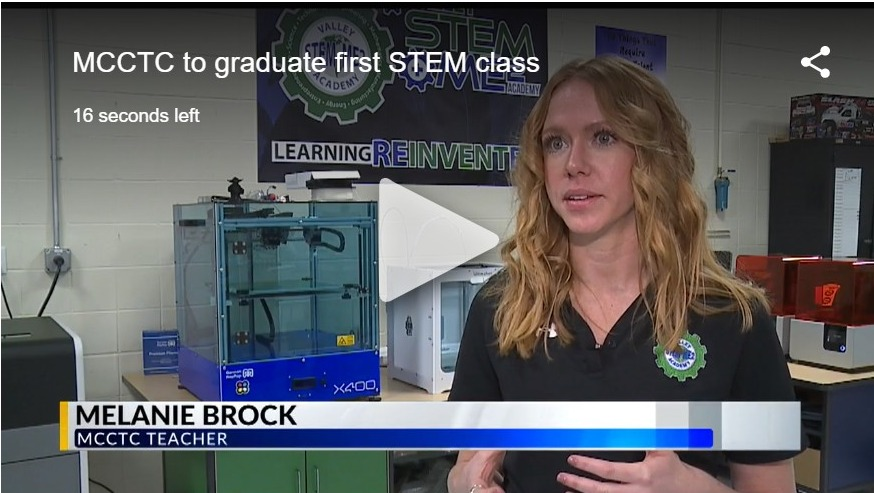 MCCTC to graduate first STEM class